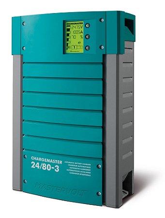 Carregador de Bateria 24V Mastervolt ChargeMaster 24/80-3