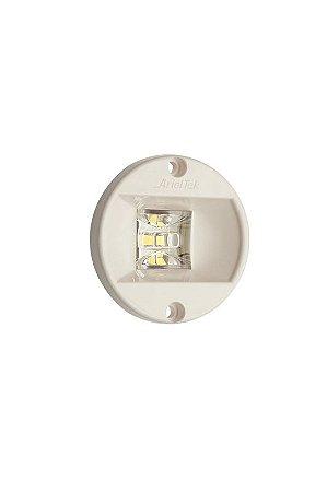 Luz de Popa Circular Branco Arieltek E1137