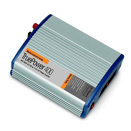 Inversor de Energia 12V p/ 110V ProMariner Truepower 400