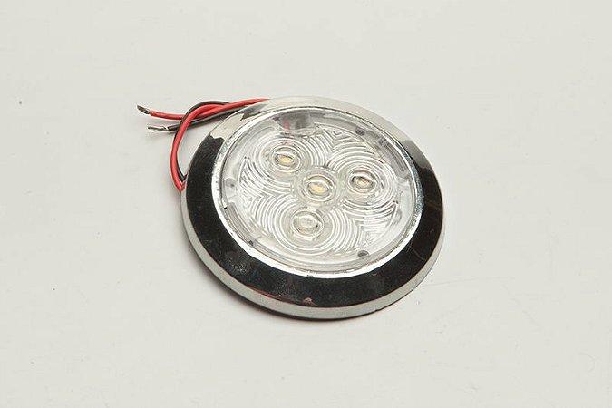 Luminária Utilitária Branco Quente Arieltek E1241
