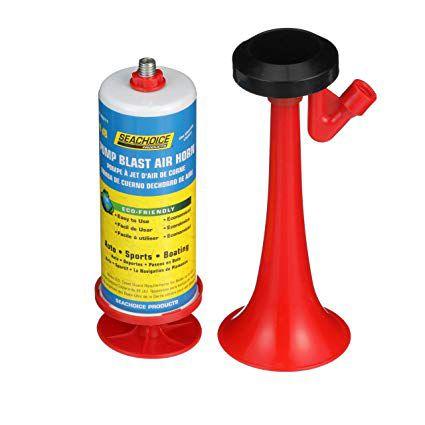 Buzina a Gás p/ Emergências 110dB Seachoice 46311