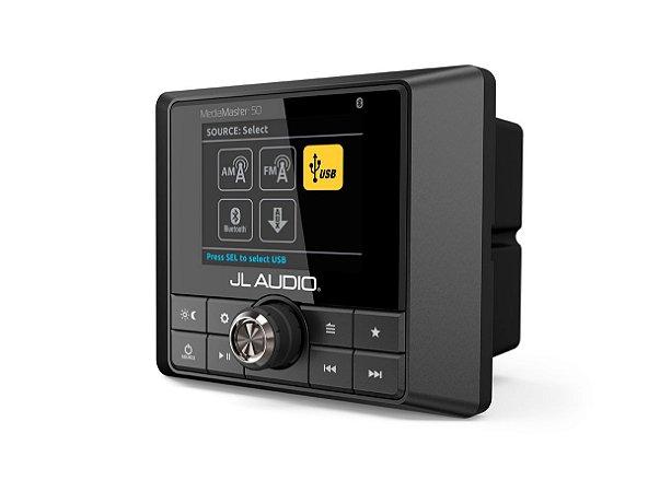 Media Player Marinizado JL Audio MediaMaster MM50