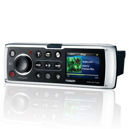Media Player Marinizado Fusion MS-AV700 DVD