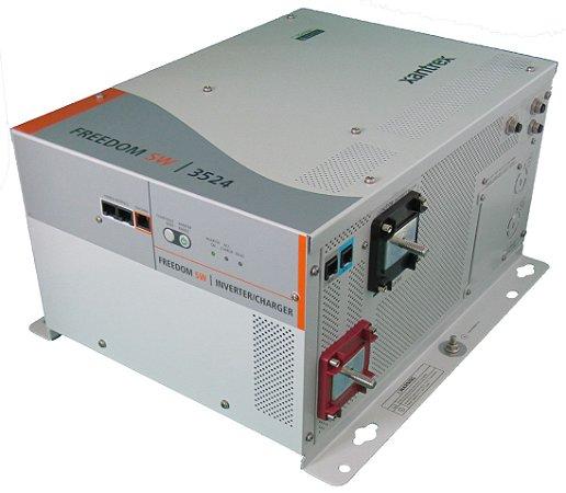 Inversor e Carregador de Baterias Xantrex Freedom SW 2524