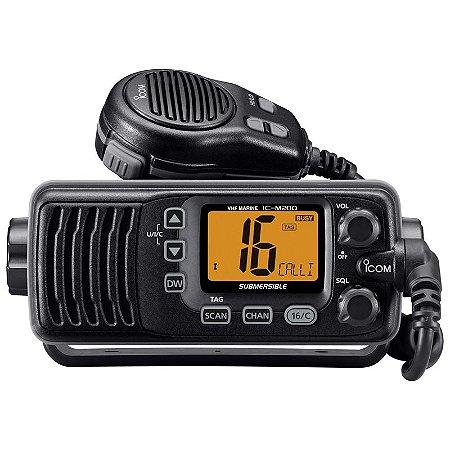 Rádio VHF Maritimo ICOM IC-M200 Submersível