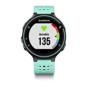 Relógio Monitor Cardíaco GPS Garmin Forerunner 235 Frost Bl.
