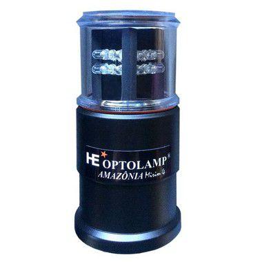 Luz Estrobo Fundeio 5 em 1 Optolamp Amazonia Mirim 4 SW 12V