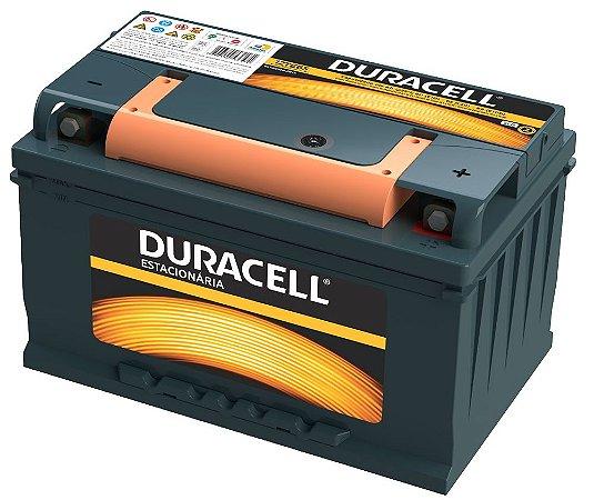 Bateria Estacionária 68Ah Duracell 12TE65 C100 12V