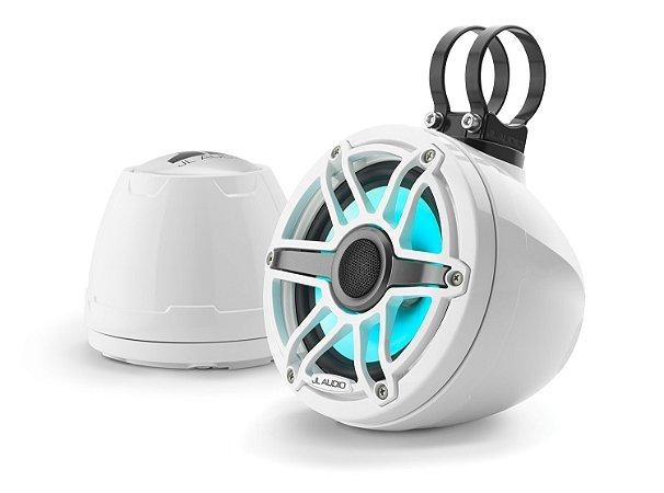 Waketower Marinizado 6.5 Pol JL Audio M6-650VEX-Gw-S-GwGw-i