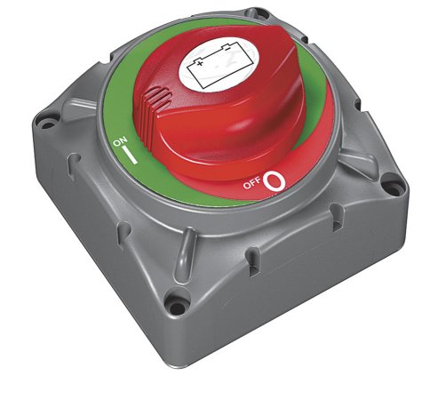 Chave Geral p/ Bateria BEP Heavy Duty 600A Continuo