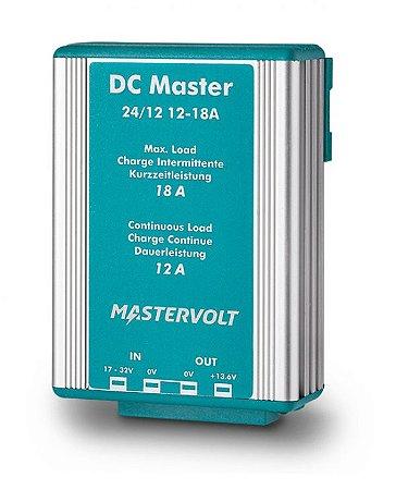 Conversor de Tensão 24/12-12 DC Master Mastervolt