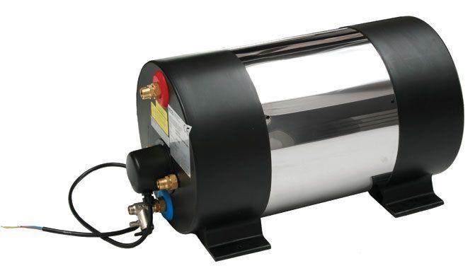 Boiler Aquecedor de Água Marinizado Johnson 22L 1200W 230V
