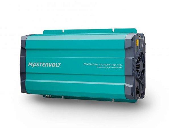 Inversor e Carregador de Baterias Mastervolt PowerCombi