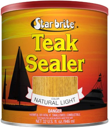 Selador de Teca Star Brite Natural Light 946ml