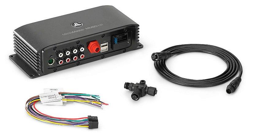 Receiver Marinizado NMEA2000 JL Audio MM80-HR