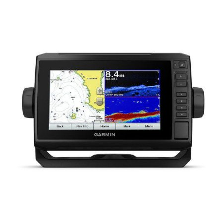 GPS Sonar Garmin echoMAP Plus 72CV com Transdutor GT20-TM