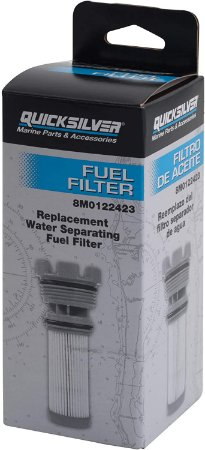 Elemento do Filtro de Combustível Mercury 8M0122423 Original