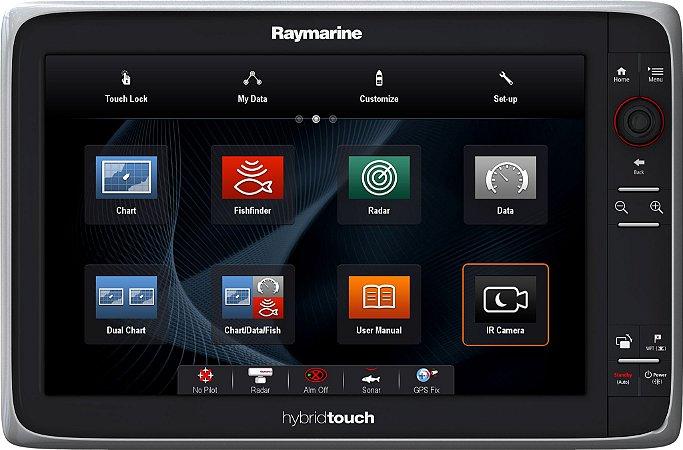 Display Multifunção 15.4 Polegadas Raymarine e165 E70025