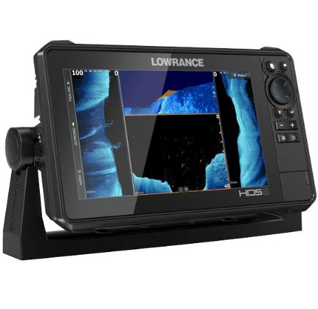 GPS Sonar Lowrance HDS-9 LIVE c/ Transdutor Active Imaging