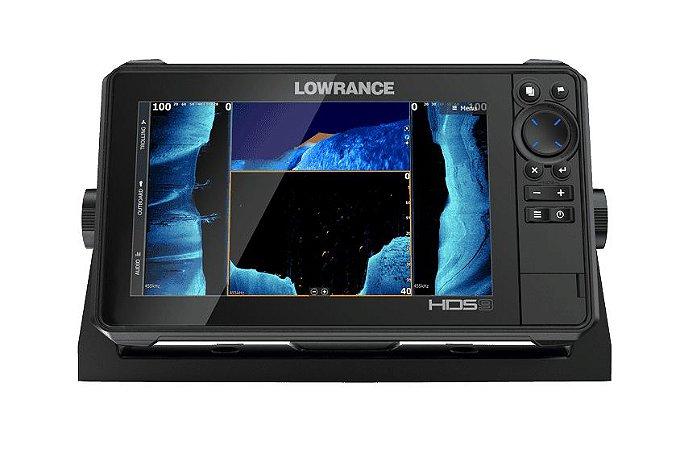 GPS Sonar Lowrance HDS-9 LIVE c/ Transdutor Active Imaging