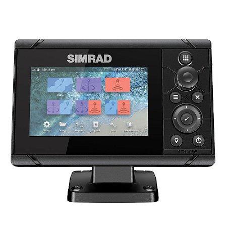 GPS Sonar Simrad Cruise 5 ROW c/ Transdutor 83/200