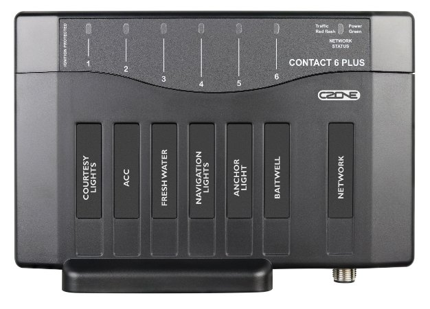 Módulo de Acionamento Digital CZone Contact 6 Plus