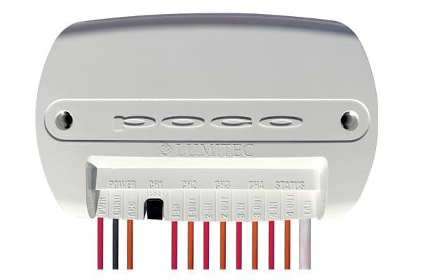 Módulo de Iluminação Digital Lumitec POCO 4 Canais
