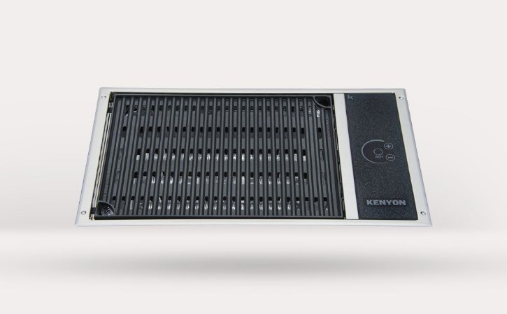 Churrasqueira Elétrica p/ Embutir Kenyon 110V
