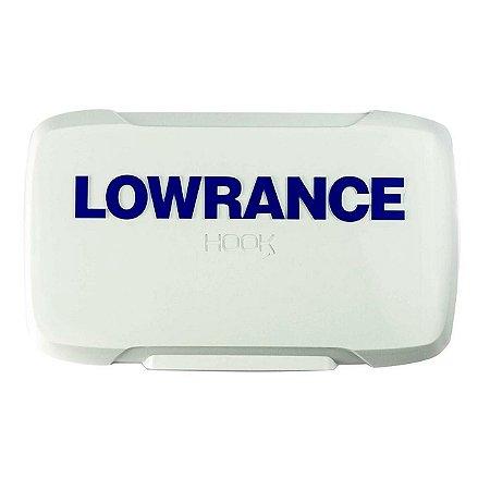 Capa Protetora GPS Sonar Lowrance Elite Hook Mark HDI 4 Pol