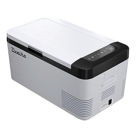 Geladeira Portátil Dreiha CBX18 18 Litros Digital Quadrivolt