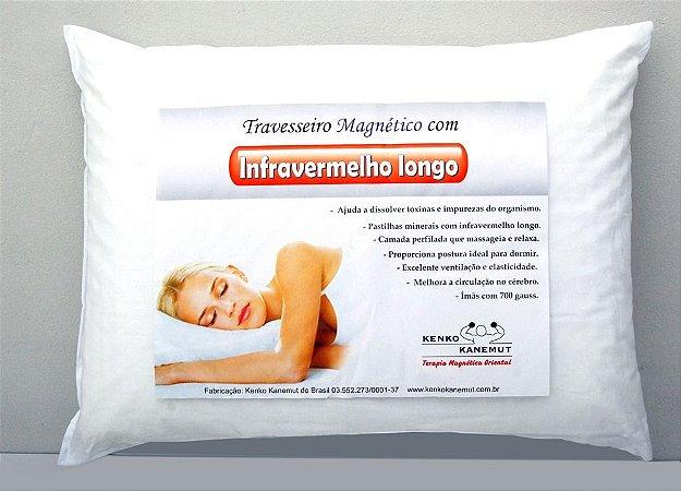 Travesseiro Magnético Infravermelho com Manta Tratada