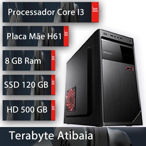 Computador Core i3 -  E3CBKBU3F