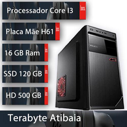 Computador Core i3 -   573UFGM7D