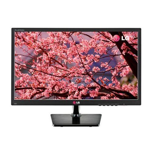 Monitor LED 19.5 LG 20M37AA-B 1366x768 5MS - Preto