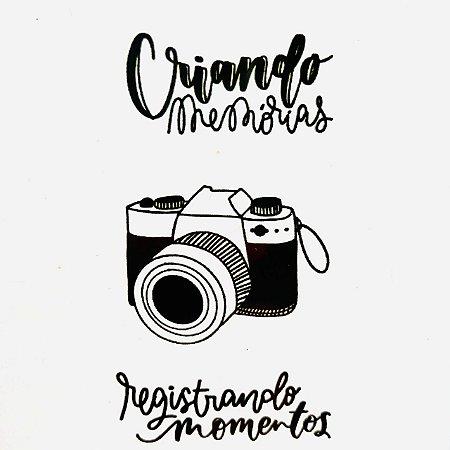 Carimbo Mini Fotografia
