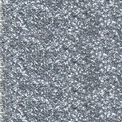 Folha de Scrapbook Puro Glitter - Prata