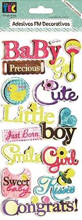 Adesivo FM Decorativo - Baby