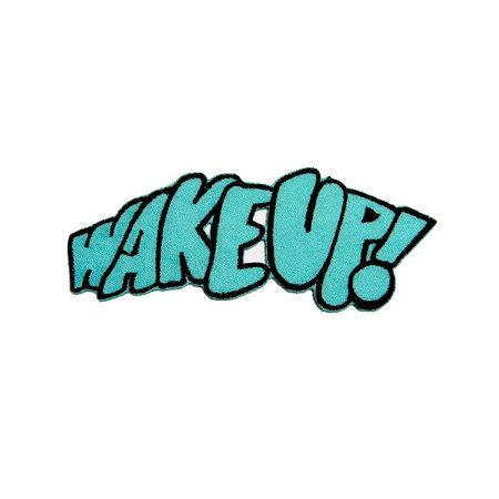 Patch Wake Up! Azul