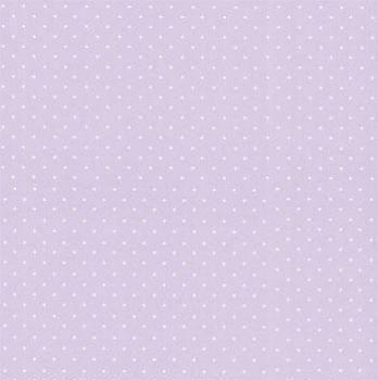 Folha de Scrapbook Estrela Pequena Lilás