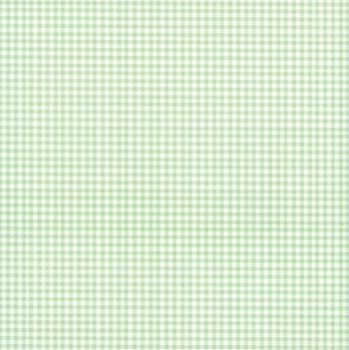 Folha de Scrapbook Quadriculada Verde Claro