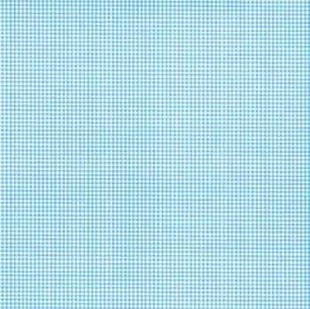 Folha de Scrapbook Quadriculada Azul Claro