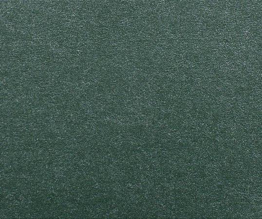 Folha de Scrapbook Metalizada Verde Escuro