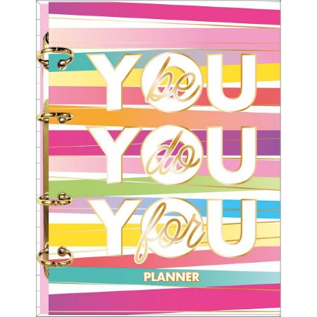 Caderno Fichário Be Nice