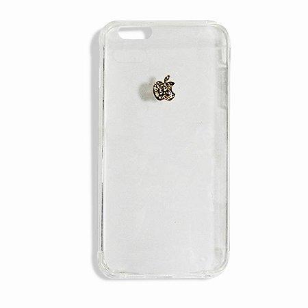 Capa Case Simbolo da Apple- Iphone 5/5S