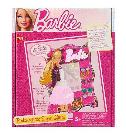 Conjunto Criativo Barbie Porta Retrato