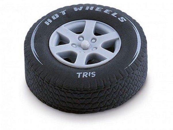 Borracha Pneu Hot Wheels