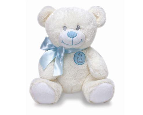 Ursinho Neve Azul