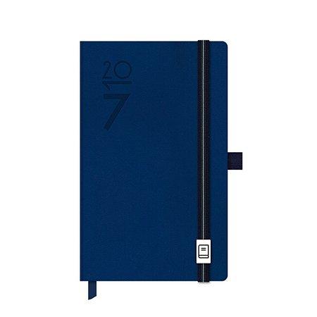 Agenda 2017 Maxi Azul