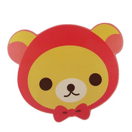 Mousepad Urso Chapeuzinho Vermelho