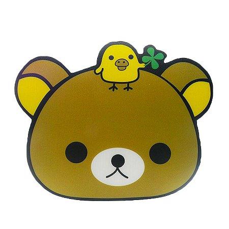 Mousepad Urso e Passarinho